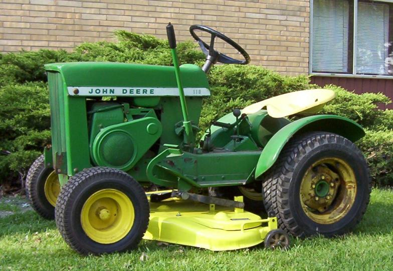 Oldest John Deere Lawn Tractor : Products tractorsalesandparts hundreds of used