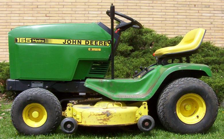 John Deere Hydro 165 Manual http://sengook.com/jd-165-hydro-parts.html