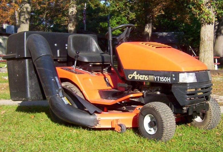 ariens riding lawn mower owners manual
