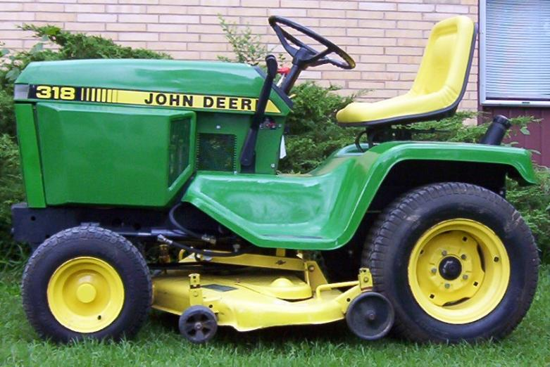 jd318 products tractorsalesandparts com hundreds of used tractors John Deere 318 Onan Wiring at mifinder.co