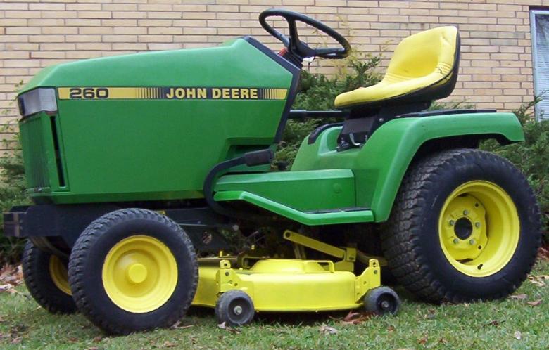 John Deere Garden Tractor Parts Used Garden Ftempo