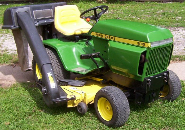 products  tractor sandparts com hundreds of used tractors jd 216 w power flo 16 hp cast iron kohler engine