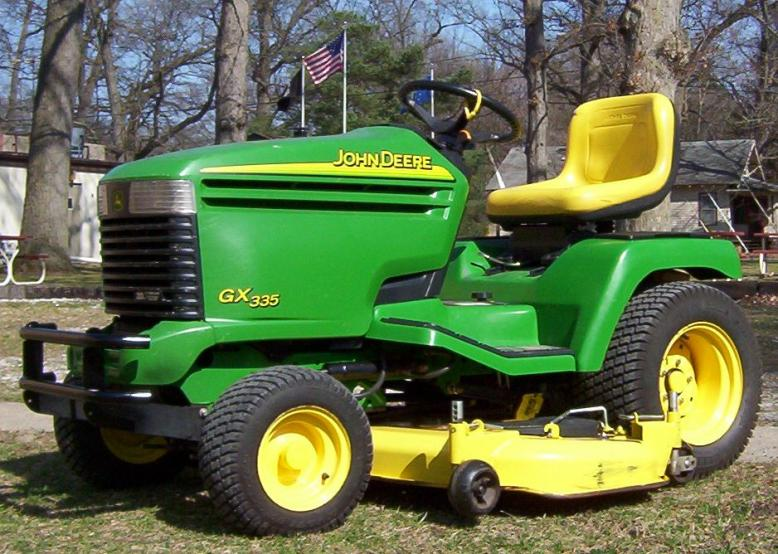 jd_gx335 products tractorsalesandparts com hundreds of used tractors & parts!
