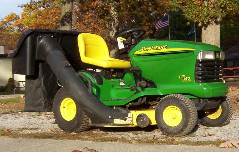 Lawn Tractor Hoods : John deere lt hood car interior design