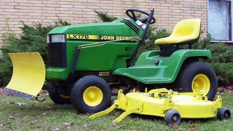 John Deere 178 Lawn Tractor : John deere lx lawn tractor image collections diagram